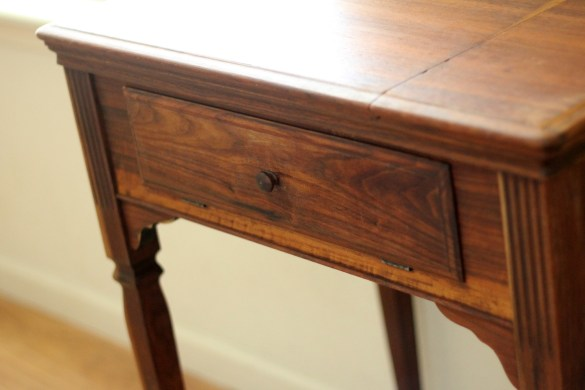 Gorgeous Vintage Sewing Table