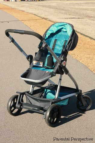 GB Evoq 4-in-1 Travel System Review #GBThatsMe #IC #ad ParentalPerspective.com