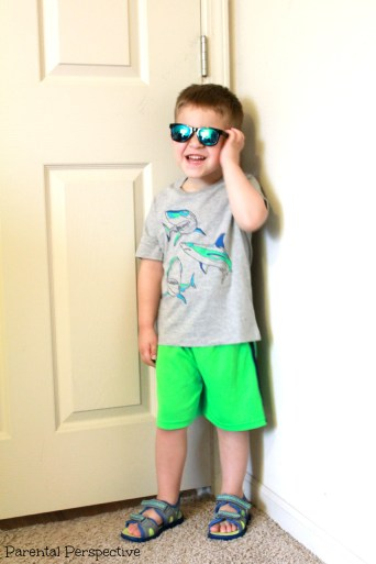 How to build a playful mix and match spring wardrobe with OshKosh B'Gosh | ParentalPerspective.com | #ImagineSpring #IC #sponsored