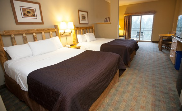 Great Wolf Lodge Standard Family Suite