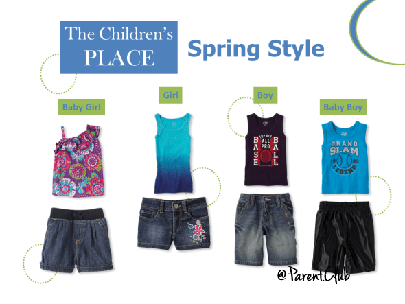 2f789c98c The Children's Place Spring Style