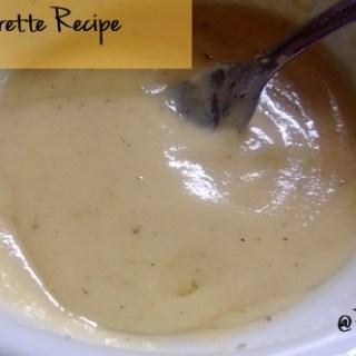 Easy vinaigrette Recipe