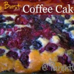 Berry Burst Coffee Cake Recipe