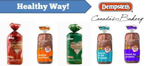 Dempster's Healthy Way Bread