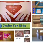 10 Crafts For Kids, boredom busters, kids activities