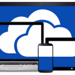 Microsoft OneDrive Your Files On A Cloud