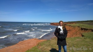 Tips For Visiting Prince Edward Island, photography, PEI, beach, water, Caroline Fernandez