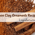 Cinnamon Clay Ornament Recipe