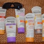 Suncreen Tips Aveeno
