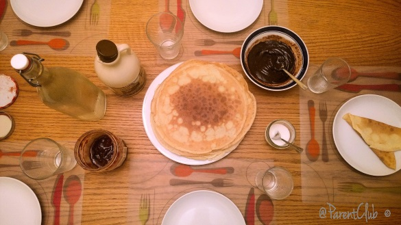 crepes, crepe party, crepe bar