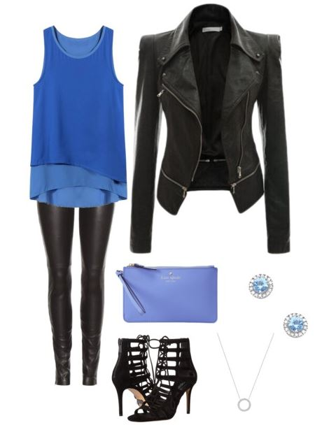 Mom Outfit - Moms Night Out