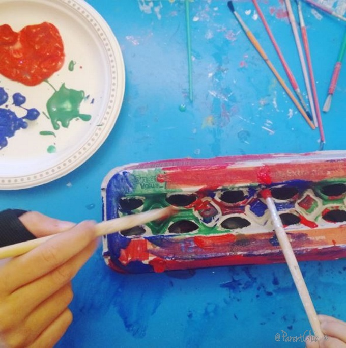 Parent Club w linky - art, art, kids, boredom busters, arts n`crafts