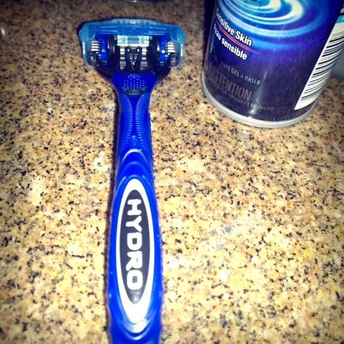 Schick Hydro 5 razor