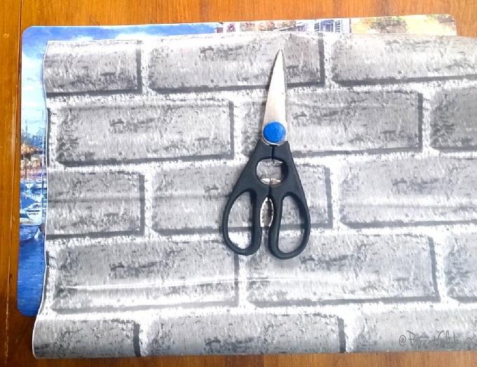DIY Instagram Background, Blog photo background DIY, dollar store craft