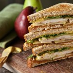 Country Harvest: Orchard Harvest Autumn Stacker Sandwich