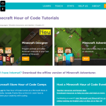 Microsoft Hour of Code