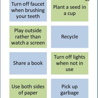 Eco Activities for Kids, Earth Day, Earth Hour, Eco Club via www.parentclub.ca