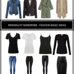 Minimalist Wardrobe – Fashion Basic Ideas
