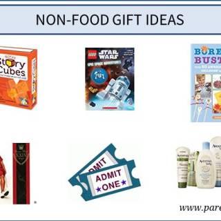 Non-Food Gift Ideas via www.parentclub.ca
