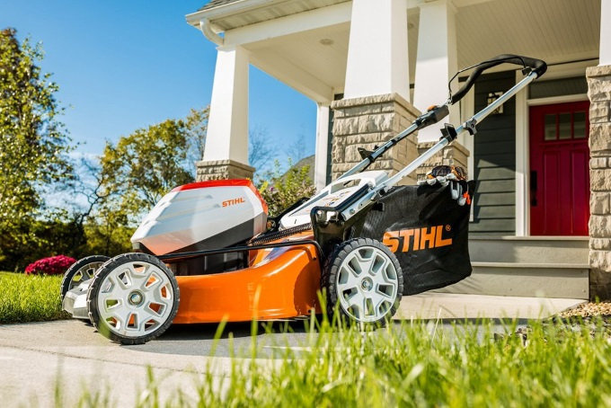 RMA 510 3 STIHL Father's Day Gift Ideas