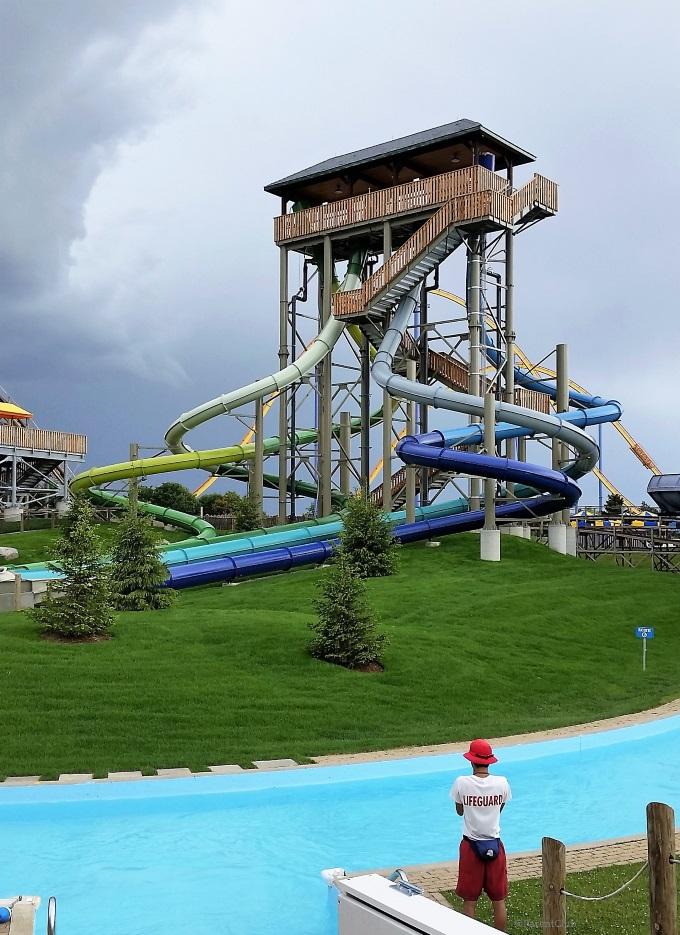 Splash Works at Canada's Wonderland