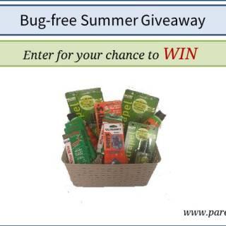 Bug-Free Summer Giveaway