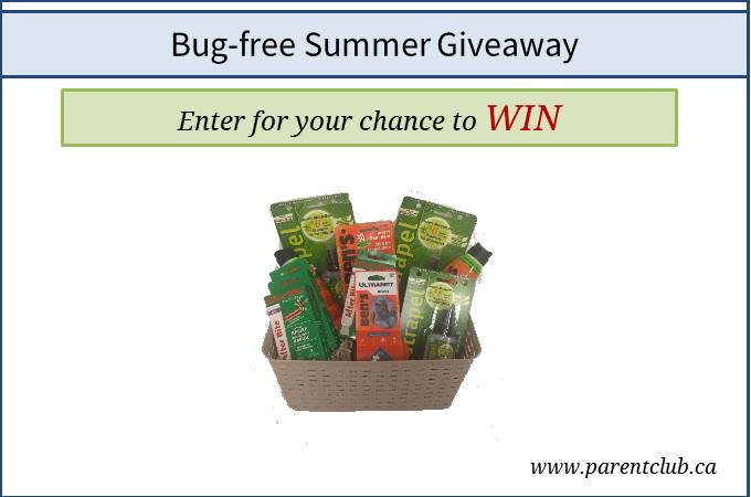 Bug-Free Summer Giveaway