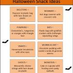 Halloween Snack Ideas