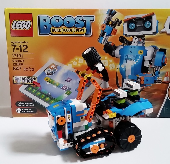 LEGO BOOST top toys for kids