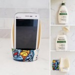 How to Upcycle Plastic Bottle into Phone Holder or Phone Stand