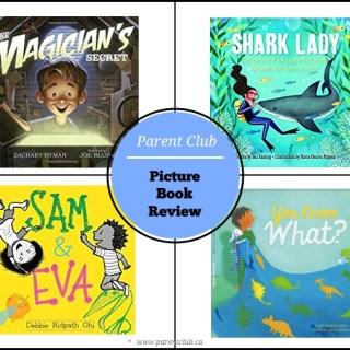 Parent Club Picture Book Review #1 via www.parentclub.ca