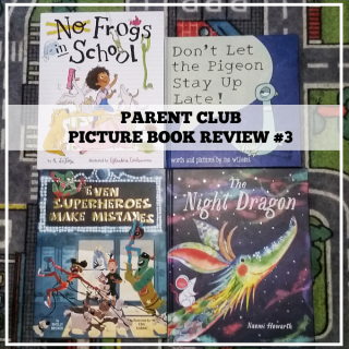 PARENT CLUB PICTURE BOOK REVIEW #3 via www.parentclub.ca