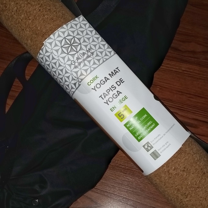 Gaiam Yoga Gear Giveaway yoga mat via www.parentclub.ca