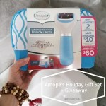 Give the Gift of Amopé's Holiday Gift Set + Giveaway via www.parentclub.ca