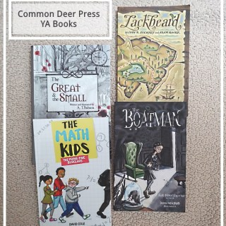 Common Deer Press books via www.parentclub.ca