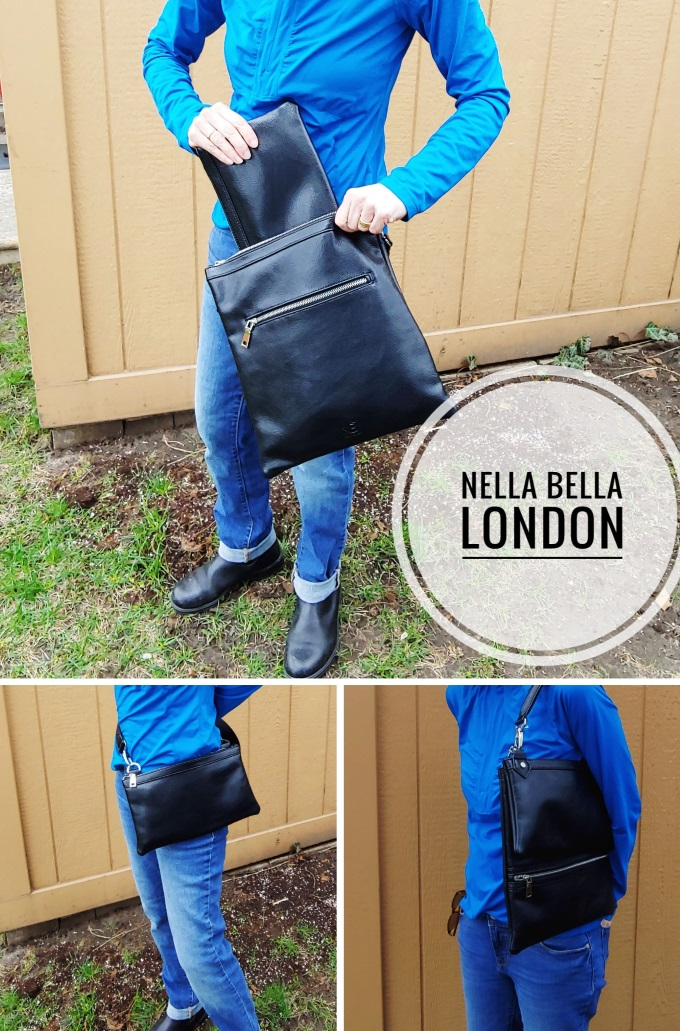 Nella Bella London Bag via www.parentclub.ca
