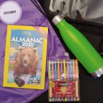 National Geographic Kids Almanac 2020 + Giveaway! via www.parentclub.ca