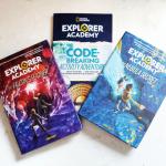 book giveaway explorer academy via www.parentclub.ca
