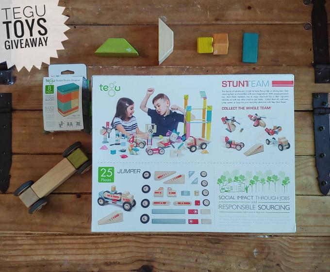 Tegu Toys Giveaway via www.parentclub.ca