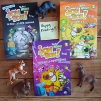 Holiday Gift Idea: Super Agent Jon Le Bon Books + Giveaway