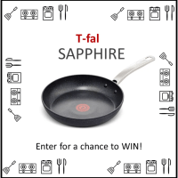 T-fal SAPPHIRE Review and Giveaway
