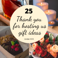 25 Thank you for hosting us gift ideas