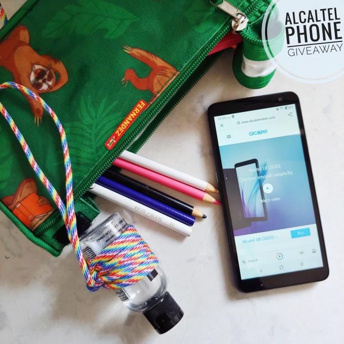 Alcatel 1B Phone Review and Giveaway via www.parentclub.ca