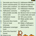 20 Halloween Ideas During Covid via www.parentclub.ca