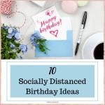 10 Socially Distanced Birthday Ideas via www.parentclub.ca