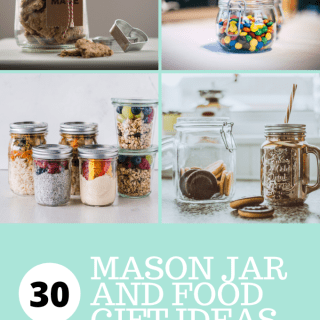 gifts from a jar, mason jar gift ideas, food gifts via www.parentclub.ca