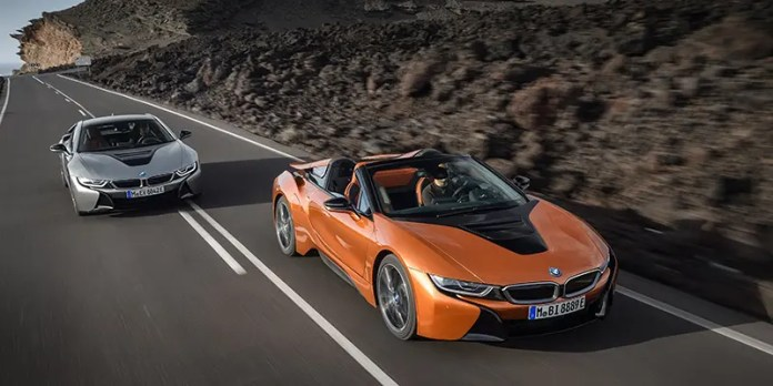 The New Bmw I8 Roadster And Bmw I8 Coupe Already In Mexico Archy