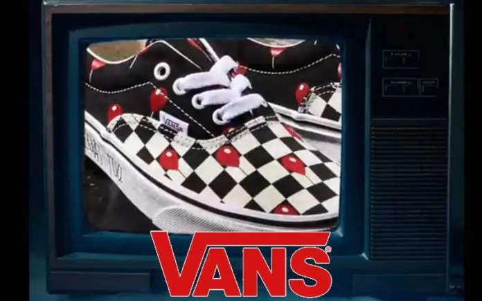 Vans announces a horror collection for October!