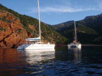 Corse avec Mau-Len