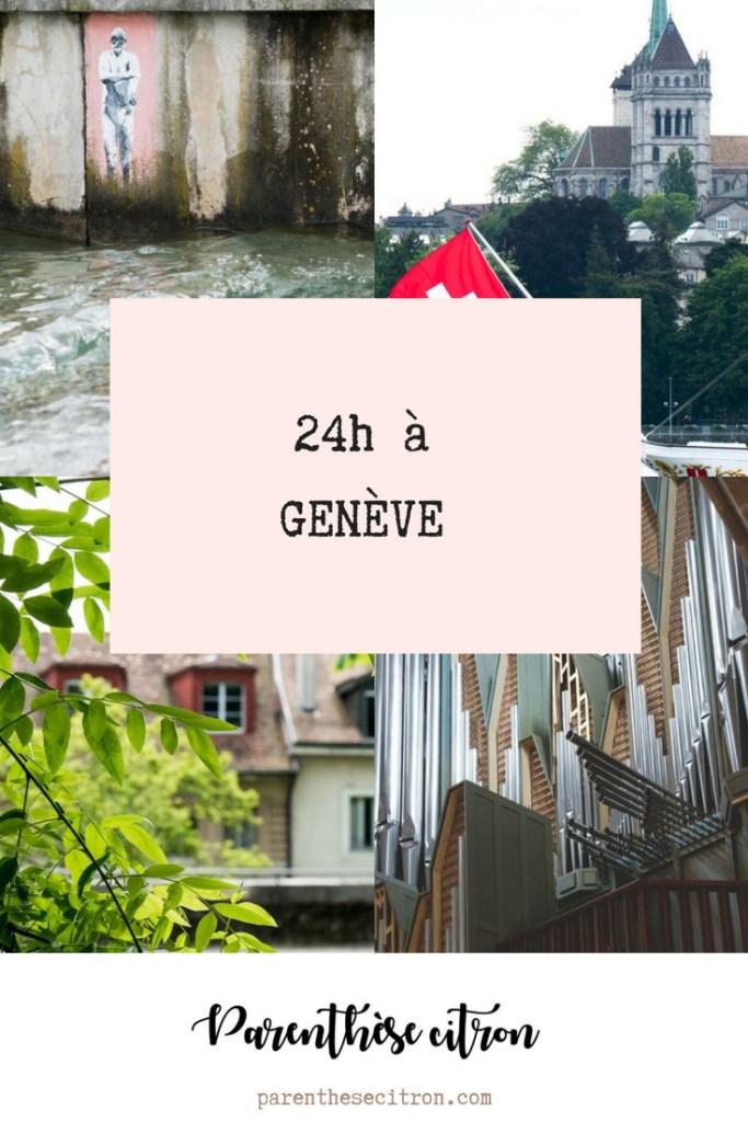 24h à Genève